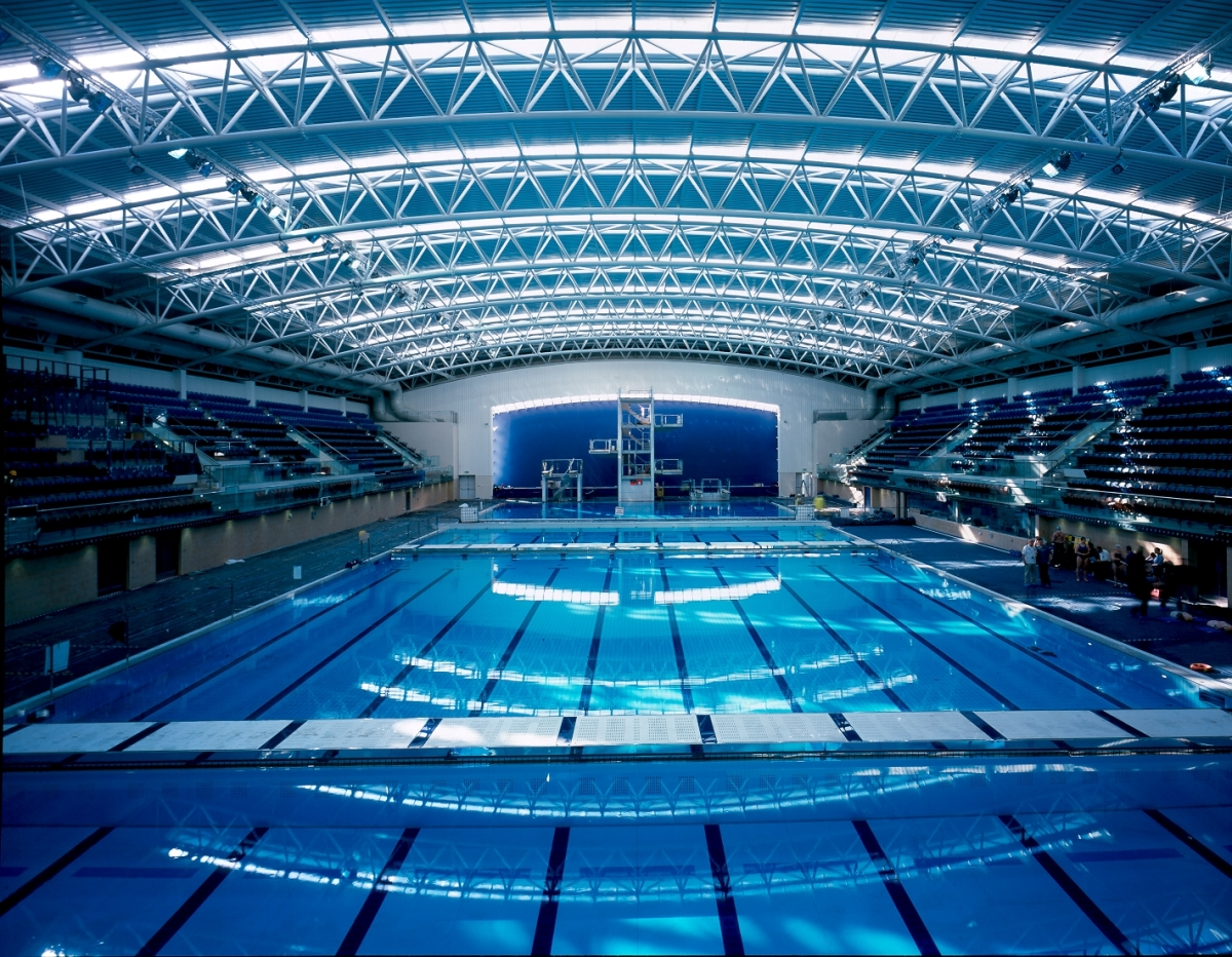 National Aquatic Centre in Dublin